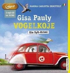 Vogelkoje / Mamma Carlotta Bd.11 (2 MP3-CDs) - Pauly, Gisa
