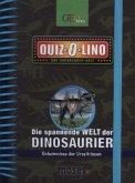 Quiz-O-lino - Die spannende Welt der Dinosaurier (Mängelexemplar)