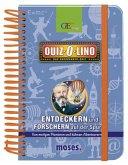 Quiz-O-lino - Entdeckern und Forschern auf der Spur (Mängelexemplar)