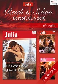 Reich & Schön - Best of Julia 2016 (eBook, ePUB) - Brock, Andie; Williams, Cathy; Yates, Maisey