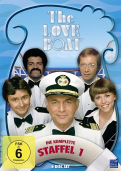 The Love Boat - Die komplette Staffel 1 (6 Discs)