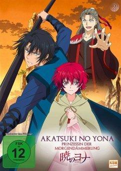 Akatsuki no Yona - Prinzessin der Morgendämmerung - Vol. 2