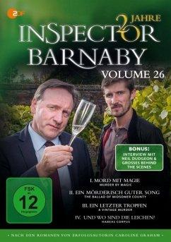 Inspector Barnaby - Vol. 26 DVD-Box - Inspector Barnaby