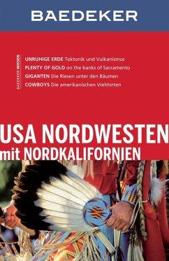 Baedeker Reiseführer USA Nordwesten (eBook, PDF) - Helmhausen, Ole