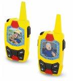 Dickie 203093002 - Fireman Sam Walkie Talkie