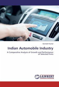9783330004016 - Kumar, Sumesh: Indian Automobile Industry - Buch