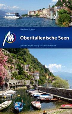 Oberitalienische Seen - Fohrer, Eberhard
