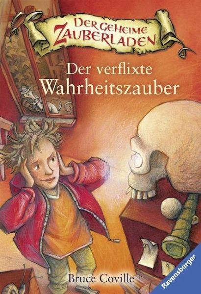 Buch-Reihe Der geheime Zauberladen von Bruce Coville