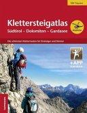 Klettersteigatlas Südtirol - Dolomiten - Gardasee