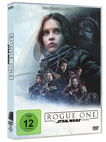 Rogue One - A Star Wars Story (DVD)
