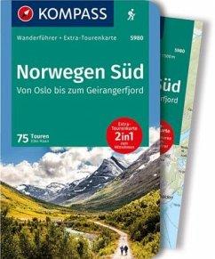 Norwegen Süd, Von Oslo bis zum Geirangerfjord - Haan, Elke