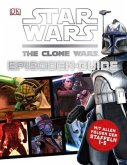 Star Wars The Clone Wars Episoden-Guide (Mängelexemplar)