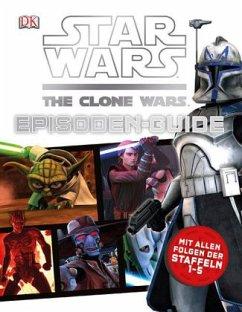 Star Wars The Clone Wars Episoden-Guide (Mängelexemplar)