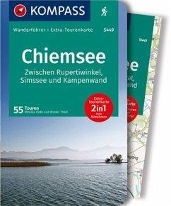Chiemsee, Zwischen Rupertiwinkel, Simssee und Kampenwand - Theil, Walter; Göbl, Monika