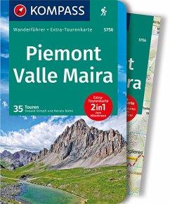 Piemont - Valle Maira - Stimpfl, Oswald;Botte, Renato