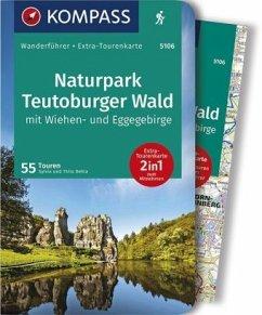 Naturpark Teutoburger Wald mit Wiehen- und Eggegebirge - Behla, Sylvia; Behla, Thilo