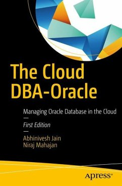 The Cloud DBA-Oracle