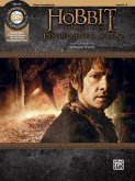 The Hobbit -- The Motion Picture Trilogy Instrumental Solos: Tenor Sax, Book & CD