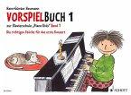 Piano Kids, Vorspielbuch