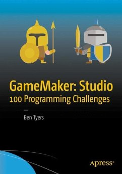 GameMaker: Studio 100 Programming Challenges