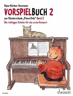 Vorspielbuch 2 - Heumann, Hans-Günter