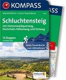 Schluchtensteig, mit Hotzenwaldquerweg, Hochrhein-Höhenweg und Ostweg