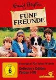 Fünf Freunde - Collector's Edition (Jumbo Amaray, 6 Discs, Original aus den 70ern) Collector's Edition