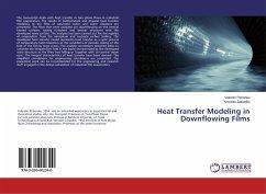 9783330002340 - Petrenko, Valentin; Zasiadko, Yaroslav: Heat Transfer Modeling in Downflowing Films - Buch