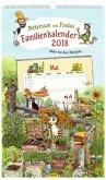 Pettersson & Findus Familienkalender 2018