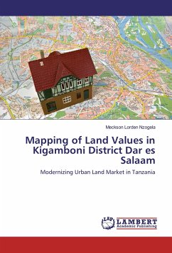 9783330006010 - Nzogela, Meckson Lorden: Mapping of Land Values in Kigamboni District Dar es Salaam - Buch