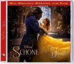 Die Schöne und das Biest (Realverfilmung), 1 Audio-CD