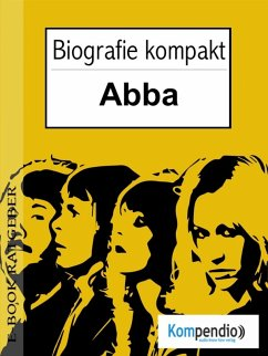 ABBA Biografie kompakt (eBook, ePUB) - White, Adam