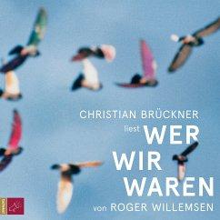 Wer wir waren (ungekürzt) (MP3-Download) - Willemsen, Roger