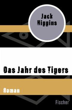 Das Jahr des Tigers - Higgins, Jack