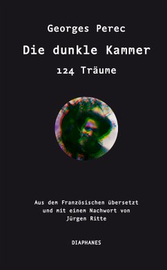 Die dunkle Kammer - Perec, Georges