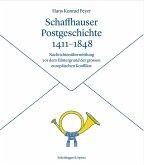 Schaffhauser Postgeschichte 1411-1848