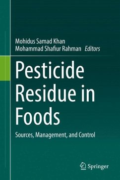 Pesticide Residue in Foods