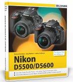 Nikon D5500 / D5600 - Für bessere Fotos von Anfang an