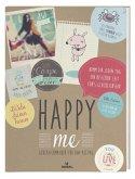 Happy me - Glücklichmacher für den Alltag (Mängelexemplar)