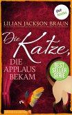 Die Katze, die Applaus bekam / Die Katze Bd.25 (eBook, ePUB)