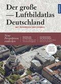 Der große Luftbildatlas Deutschland (Mängelexemplar)