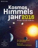 Kosmos Himmelsjahr 2016 professional, m. DVD-ROM (Mängelexemplar)