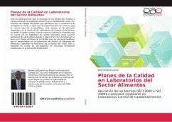 Planes de la Calidad en Laboratorios del Sector Alimentos - Lanza, José Gregorio