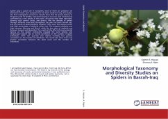 Morphological Taxonomy and Diversity Studies on Spiders in Basrah-Iraq