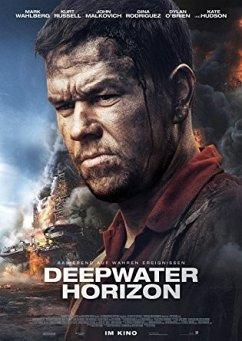 Deepwater Horizon - Wahlberg,Mark/Malkovich,John