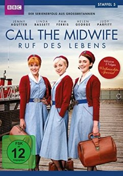 Call the Midwife - Ruf des Lebens, Staffel 5 (3...
