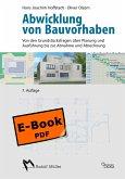 Abwicklung von Bauvorhaben (eBook, PDF)