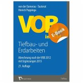 VOB im Bild - Tiefbau- und Erdarbeiten - E-Book (PDF) (eBook, PDF)