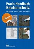 Praxis-Handbuch Bautenschutz (eBook, PDF)