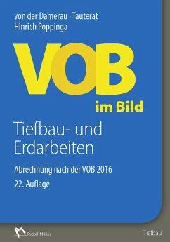 VOB im Bild - Tiefbau- und Erdarbeiten - E-Book (PDF) (eBook, PDF) - Poppinga, Hinrich